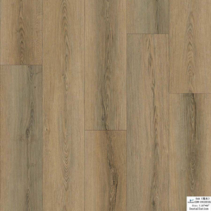 LVT Flooring 1220*180*2-5mm(Dry Back/Loose Lay/Click System) (Customized)(CDW191221EL)