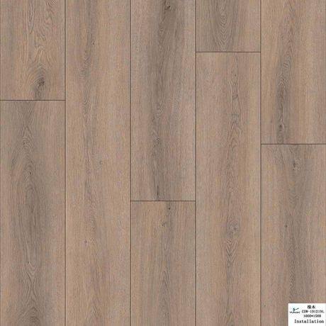 LVT Flooring 1220*180*2-5mm(Dry Back/Loose Lay/Click System) (Customized)(CDW191219L)