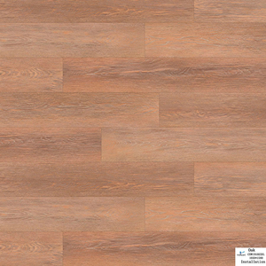 LVT Flooring 1220*180*2-5mm(Dry Back/Loose Lay/Click System) (Customized)(CDW191022EL)