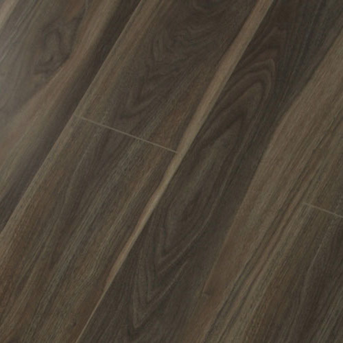Black Walnut 1219*199*12mm Click Lock Laminate Flooring (8232)