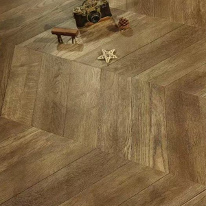 Chevron 1218*301*12mm Laminate Flooring (FL913)