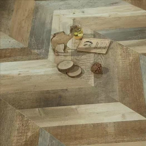 Chevron 1218*301*12mm Laminate Flooring (FL926)