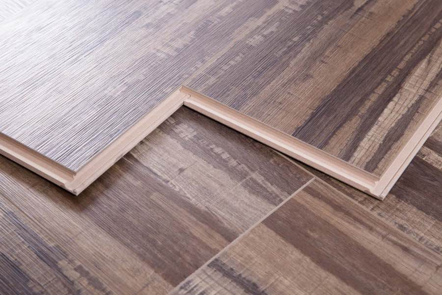 Matte Surface 1217*196*12mm Laminate Flooring (LF554)