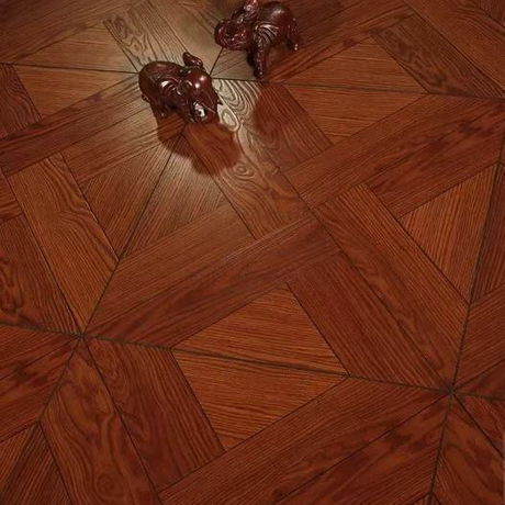 Parquet 600*600*12mm Laminate Flooring (F839)