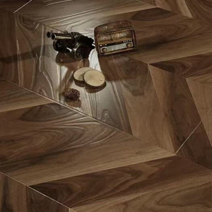 Chevron 1218*301*12mm Laminate Flooring (FL921)