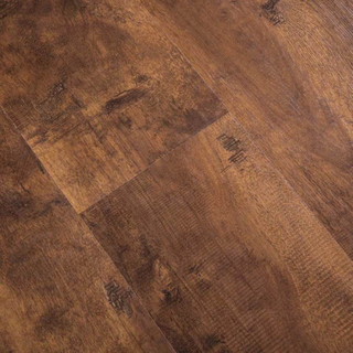 Hand Scraped Surface 1219*199*12mm Laminate Flooring (LA874)