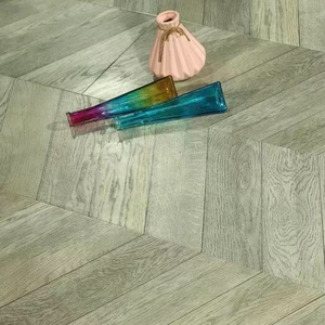 Chevron 1218*301*12mm Laminate Flooring (FL911)