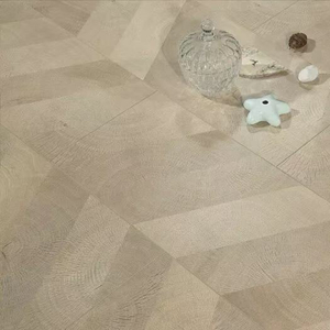 Chevron 1218*301*12mm Laminate Flooring (FL928)
